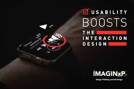 Usability Interaction Design Usability Boosts The Interaction Design Imaginxp