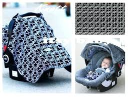 minky car seat cover the whole caboodle canopy baby car seat cover 5 set new minky minky car seat cover