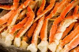 King Crab Leg Size Chart Alaskan King Crab Legs Red Brown And Golden King Crabs