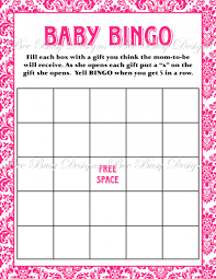 Stunning Free Printable Baby Shower Bingo Cards For 30 People 13 Baby Shower Bingo Cards Printable