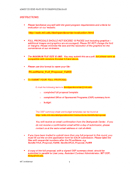 Marketing Project Proposal Template Research Proposals How To Write A Project Proposal Example Research 9