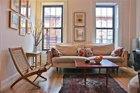 mid century modern eclectic living room. Living Room With Vintage And Midcentury Furniture Accents Mid Century Modern Eclectic C