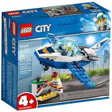 Купить <b>конструктор LEGO</b> City <b>Воздушная полиция</b>: патрульный ...