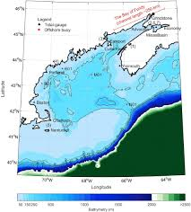 The Impacts Of Tidal Energy Development And Sea Level Rise