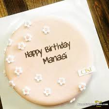 Happy Birthday Manasi Video And Images Cakes Happy Birthday