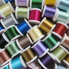Details About 100 Silk Sewing Thread 100wt 200m 218 72yd By Yli Corp Choose Your Color