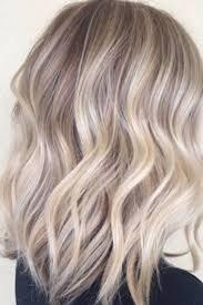 2018 Blonde Hair Colors