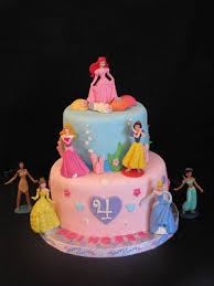 Birthday Cake Recipe Coolest Princess Birthday Cake Design 21365793