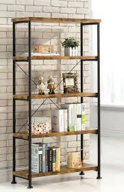 steel bookshelf office antique nutmeg wood metal bookcase for purchase steel bookcase with glass doors chennai