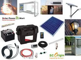 50w diy solar lighting kit