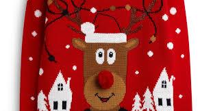 Older <b>Boy</b> Red Rudolph Reindeer <b>Sweater</b> | Older <b>Boys</b>' Shirts ...