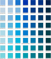 Blue Color Samples 2019 Color Trends