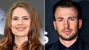 Chris Evans, Hayley Atwell are ...