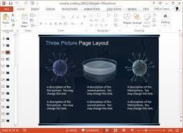 Scientific Presentation Powerpoint Template Affordable Nurul Amal