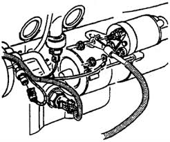 show a diagram of starter position in 1994 buick lasabre fixya ea58721 gif