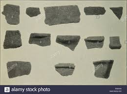 Bulletin Ethnology A Sherds From Site No 5 The First