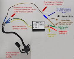 4 wire trailer wiring harness wiring automotive wiring diagram towed vehicle wiring kit at Car Tow Light Wiring