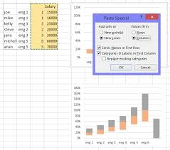 Salary Chart In Excel Format Need To Create Salary Data With Salary Bands Stack Overflow