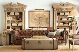 steamer trunk coffee table view in gallery old used living room australia