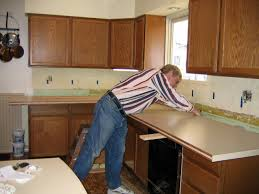 Ziemlich How To Install Kitchen Countertops Yourself Diy Countertop Remodel  Youtube Replacement Do It Maxresde Cost Options Easy Singapore Edmonton