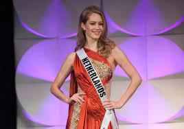 Miss Nederland Sharon Pieksma trots op deelname Miss Universe - Miss  Nederland