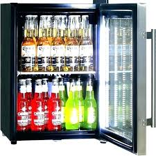 glass front mini refrigerator shallow mini fridge club mini refrigerator glass door mini fridge shallow bar
