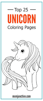 Printable Unicorn Coloring Pages Printable Unicorn Coloring Pages