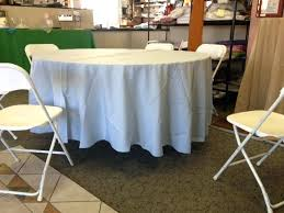 what size tablecloth for a 60 round table x what size tablecloth do you