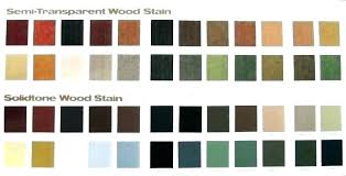 Cabot Solid Stain Color Chart Lowes Stain Colors Anuncis Co