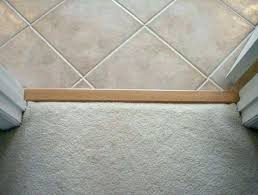 carpet to tile transition strip best of strips concrete stained b