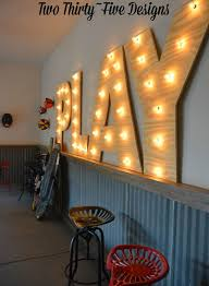 game room lighting ideas. 20 diy project ideas link party features game room lighting