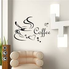 coffee wall art kitchen 2018 new fashion coffee cup diy removable art vinyl wall sticker on wall art kitchen coffee with discount coffee wall art kitchen coffee wall art kitchen 2018 on