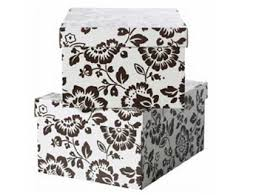 Decorative Cardboard Storage Boxes With Lids Storage boxes Cardboard storage boxes Corrugated Shoe boxes 35