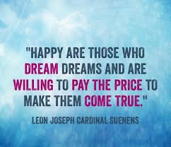 Quotes Dreams Come True Best of Quotes About Dream Come True 24 Quotes