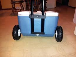 best cooler with wheels cart yeti for beach rambler best cooler with wheels rolling igloo kit yeti diy