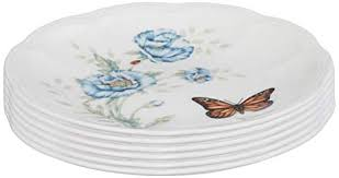 lenox butterfly meadow dinner plates. Brilliant Dinner Lenox Butterfly Meadow Party Plates Set Of 6 And Dinner Plates R