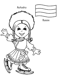 Small Picture Children Around The World Coloring Pages chuckbuttcom