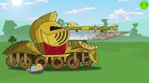 Bí mật của ngục tối hoàng gia - Phim hoạt hình về xe tăng [Gerand VN] -  YouTube