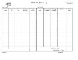 Gas Log Sheet Co Mileage Spreadsheet Pdf Vehicle Fuel