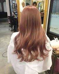 rose pink gold cleo hair international call here 63385250 for book
