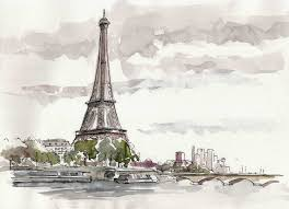 Tour Eiffel Dessin Recherche Google Tour Eiffel Pinterest