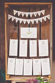 Wedding Seating Chart Ideas Pinterest En Caisse Reception Ideas Pinterest Wooden Crates
