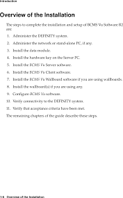 Avaya Bcms Vu R2 Installation Manual