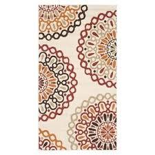 safavieh crame and red veranda indoor outdoor rug canada safavieh indoor outdoor rugs safavieh amherst