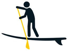 Resultado de imagen de paddlesurf icono