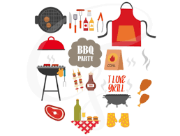 This post may contain affiliate links. 11 Grill Master Designs Graphics