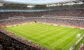 Ekaterinburg Arena Seating Chart Fifa World Cup 2018 Stadiums Russia The Stadium Guide