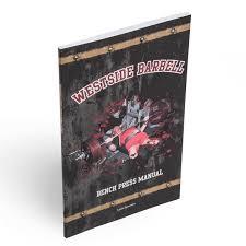 Benchipedia Dave Tateu0027s Free Bench Press Manual  Elite FTSWestside Bench Press