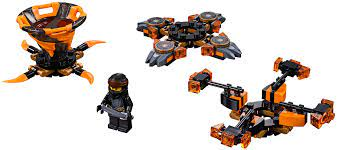 70662 Spinjitzu Cole | Lego Ninjago Wiki