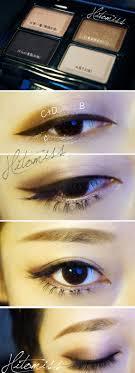makeup for asian smaller eyelids